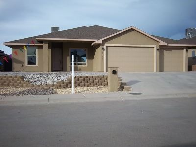 Alamogordo Single Family Home For Sale: 439 San Simon Drive