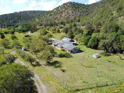 High Rolls Mountain Park Single Family Home For Sale: 180 Haynes Canyon Rd