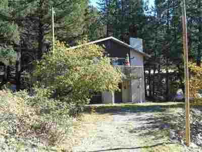 Cloudcroft Single Family Home Under Contract: 1108 Paqua Ave