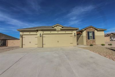 Alamogordo Single Family Home For Sale: 831 Copper Ridge