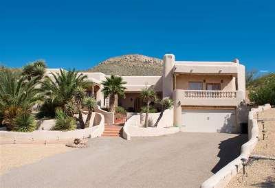 La Luz Single Family Home For Sale: 211 Rockcliff Rd