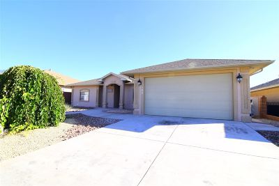 Alamogordo Single Family Home For Sale: 268 Bosque St