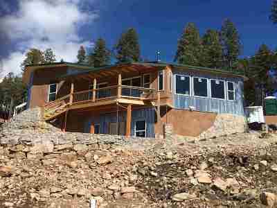 Cloudcroft Single Family Home For Sale: 1520 Rainmaker Lp