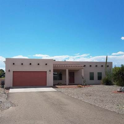 Alamogordo Single Family Home For Sale: 56 Mission Cir