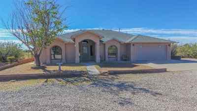 Alamogordo Single Family Home For Sale: 4 Calle De Paz