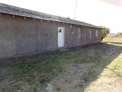 Tularosa NM Single Family Home For Sale: $39,700