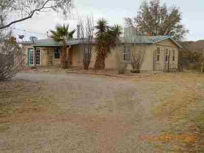 La Luz Single Family Home For Sale: 18 Arroyo Dr