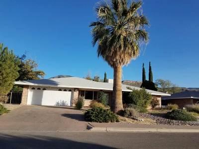Alamogordo Single Family Home For Sale: 602 Zia Av