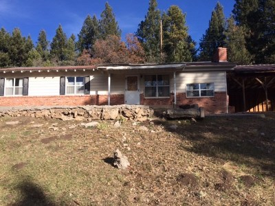 Cloudcroft Single Family Home Under Contract: 1008 Burro Ave