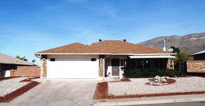 Alamogordo Single Family Home Under Contract: 3213 Sunrise Av