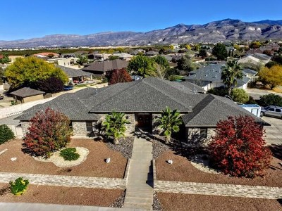 Alamogordo Single Family Home Under Contract: 305 Camino Real