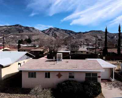 Alamogordo Single Family Home For Sale: 1104 Hendrix Av