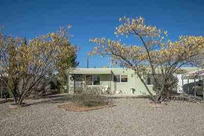 Alamogordo Single Family Home For Sale: 1901 Dewey Ln