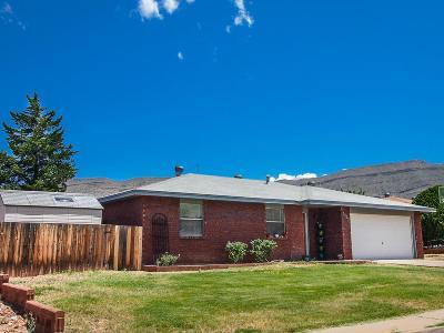 Alamogordo Single Family Home For Sale: 3203 Sioux Trl