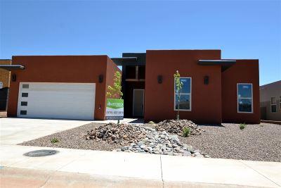 Alamogordo Single Family Home For Sale: 1051 Chicory