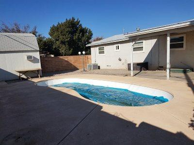 Alamogordo Single Family Home For Sale: 1310 Dewey Ln