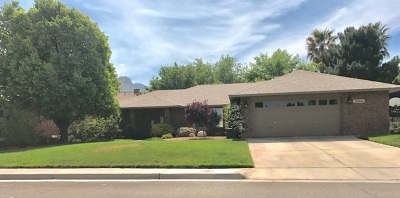 Alamogordo Single Family Home Under Contract: 2454 Desert Hills Dr