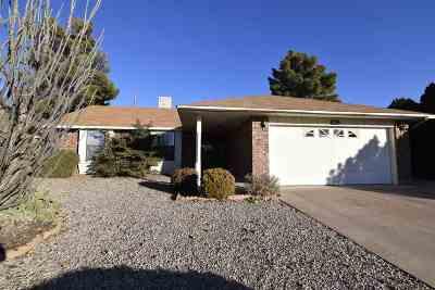 Alamogordo Single Family Home For Sale: 108 Sunrise Av
