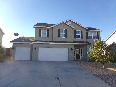 Alamogordo Single Family Home Under Contract: 328 Bosque