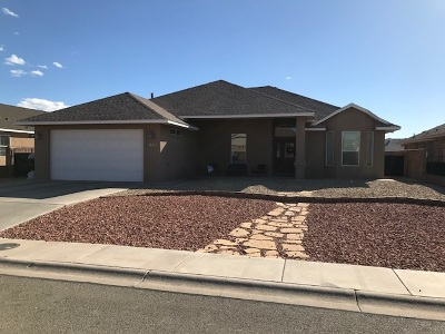 Alamogordo Single Family Home For Sale: 342 Wildwood Dr