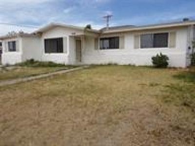 Alamogordo Single Family Home For Sale: 2414 Stanford Av