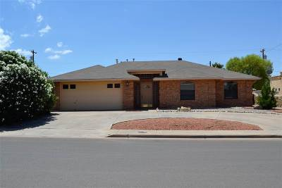 Alamogordo Single Family Home For Sale: 830 Mimosa Av