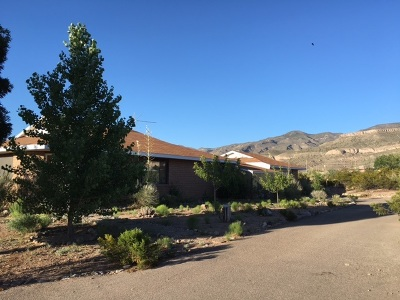 Alamogordo Single Family Home For Sale: 1895 Ocotillo Dr