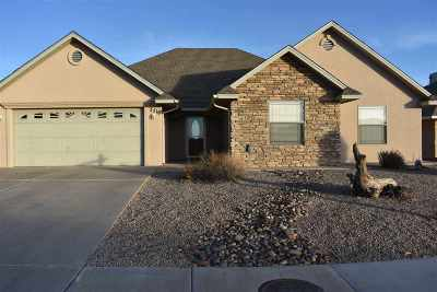 Alamogordo Single Family Home For Sale: 3316 Robert H Bradley Dr
