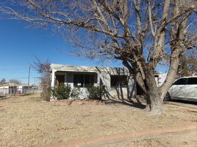 Alamogordo Single Family Home For Sale: 1603 Bellamah Dr