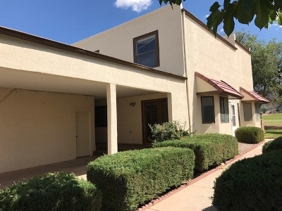 Alamogordo Single Family Home For Sale: 2531 Hamilton Rd