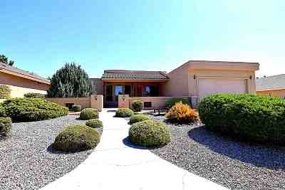 Alamogordo Single Family Home For Sale: 434 Camino Real