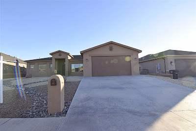 Alamogordo Single Family Home For Sale: 1146 La Bajada Dr