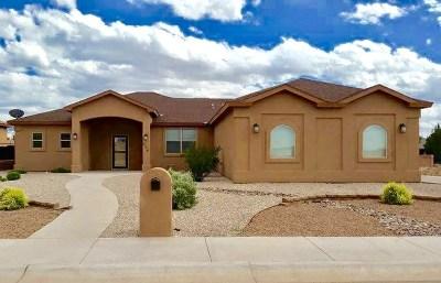 Alamogordo Single Family Home For Sale: 406 Tierra Bella Drive