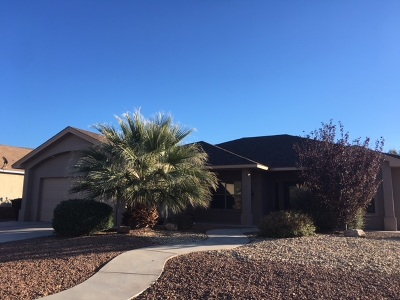 Alamogordo Single Family Home For Sale: 232 Bosque St