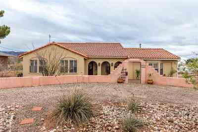 La Luz Single Family Home For Sale: 14 Bonito Blvd
