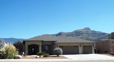 Alamogordo Single Family Home For Sale: 2416 Sedona Ridge