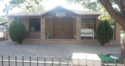 Tularosa Single Family Home For Sale: 1200 Monte Vista Ave