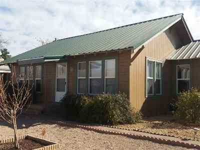 Alamogordo Single Family Home For Sale: 808 Magnolia St