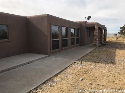 Alamogordo Single Family Home For Sale: 2100 Ocotillo Dr