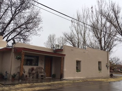 Tularosa Single Family Home For Sale: 802 5th St
