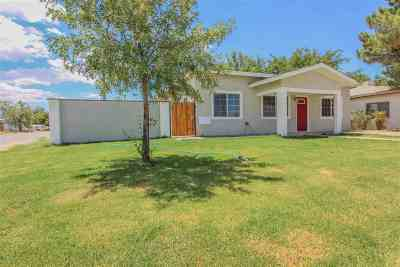 Alamogordo Single Family Home For Sale: 719 Indian Wells Rd