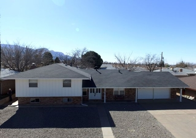 Alamogordo Single Family Home For Sale: 2314 Nineteenth St