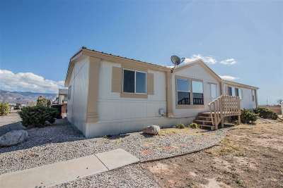 Alamogordo Single Family Home For Sale: 1469 Post Av