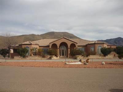 Alamogordo Single Family Home For Sale: 61 Mission Cir