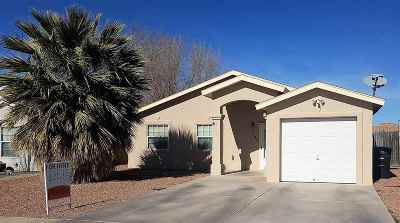 Alamogordo NM Single Family Home Under Contract: $118,000