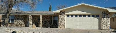 Alamogordo Single Family Home For Sale: 502 Sunset Av