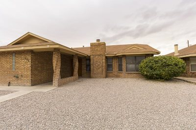 Alamogordo Single Family Home For Sale: 753 Candlewood