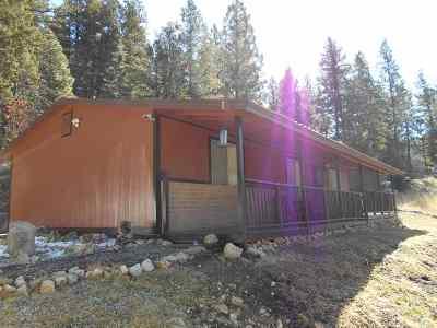 Cloudcroft Single Family Home For Sale: 3 Silver Cloud Dr