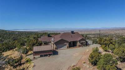 Single Family Home For Sale: 567 Fresnal Canyon Rd