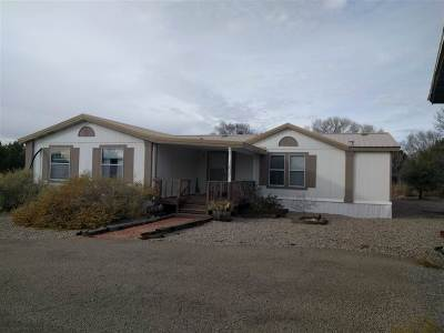 La Luz NM Single Family Home Under Contract: $155,000